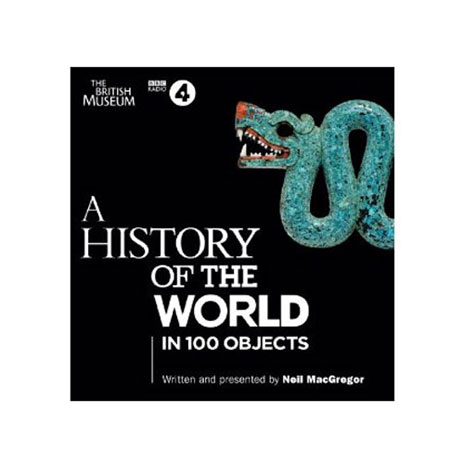 A History of the World in 100 Objects CD set