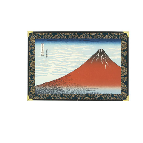 Hokusai, Fine Wind, Clear Morning screen