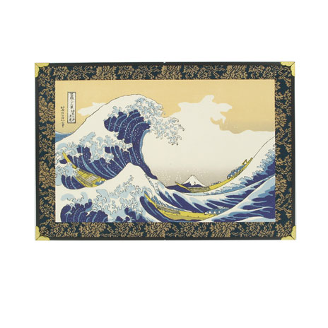 Hokusai, The Great Wave screen