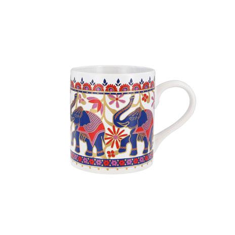 Indian prints mug