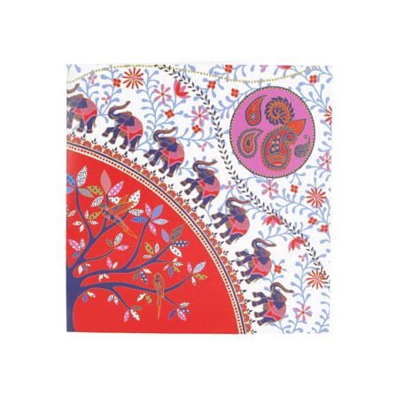 Indian prints notebook
