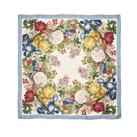 Jan van Huysum scarf