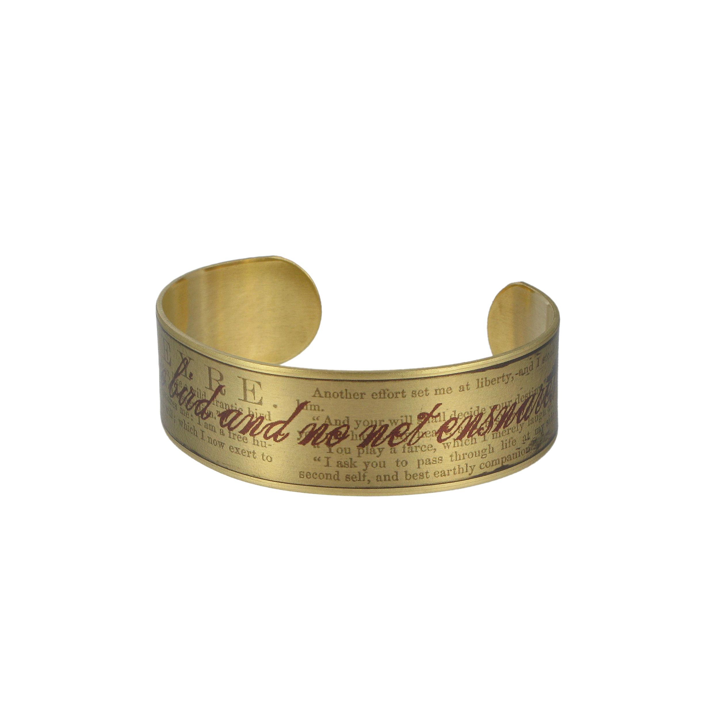 Jane Eyre bracelet