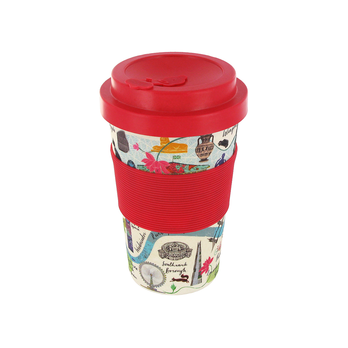 Josie Shenoy travel cup