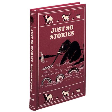 Folio Society: Just So Stories