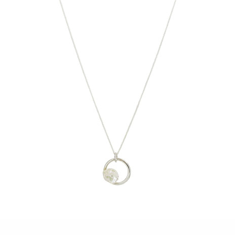 Keshi pearl necklace (large)