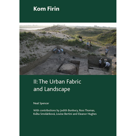 Kom Firin II: The urban fabric and landscape
