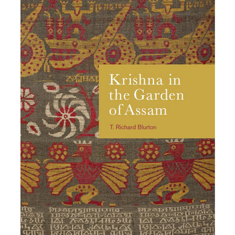 Krishna in the Garden of Assam