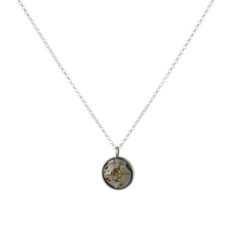 Clockwork necklace (small pendant)