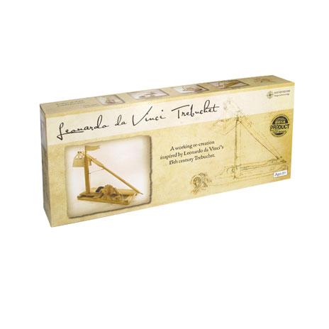 Leonardo Da Vinci trebuchet kit