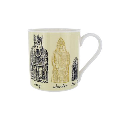 Lewis Chessmen mug