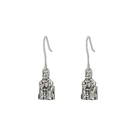 Lewis queen earrings