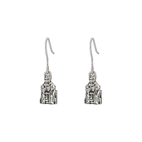 Lewis queen earrings