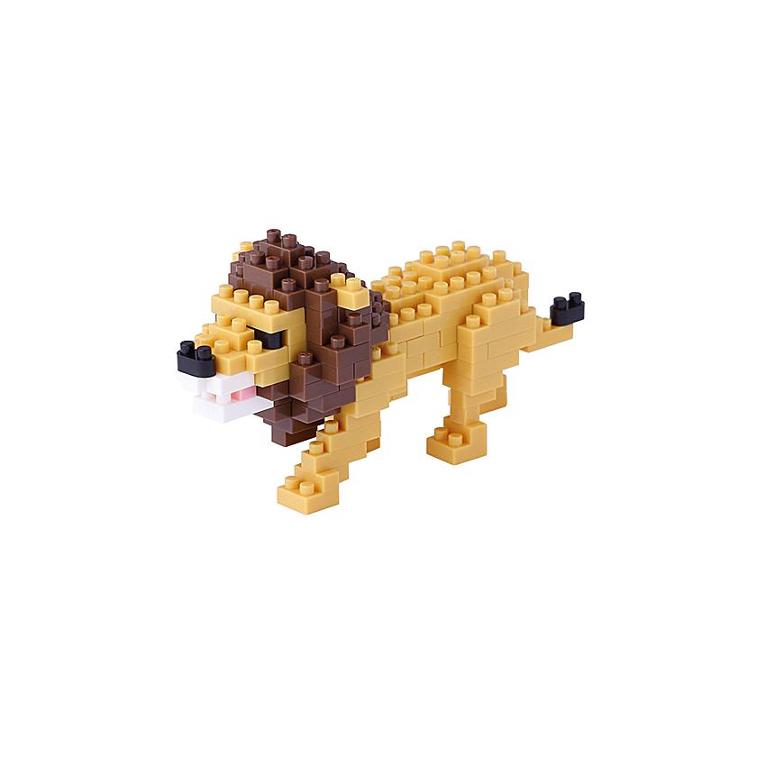 Lion nanoblock
