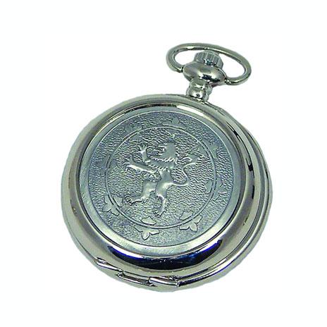 Lion pocket watch
