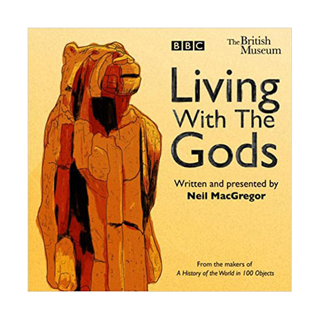 Living with the gods audio CD
