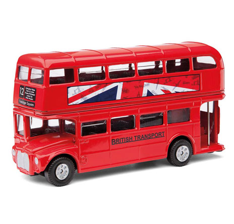 London Routemaster Bus model