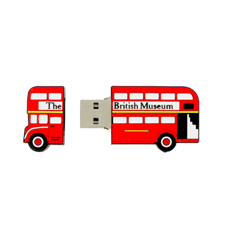 London Bus USB stick