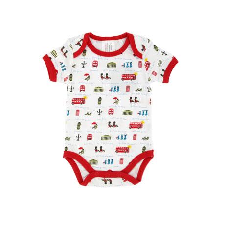 London baby suit, 6-12 months