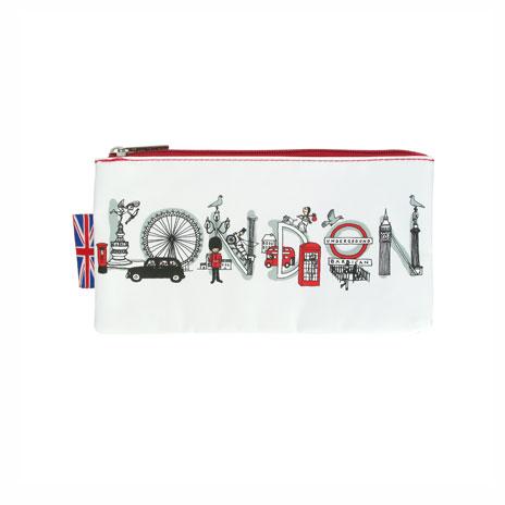 London pencil case