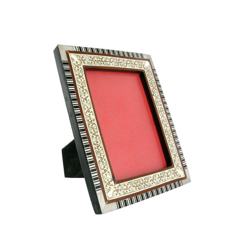Egyptian Mother of Pearl photo frame