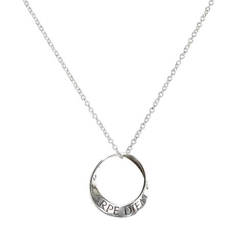 Carpe Diem necklace