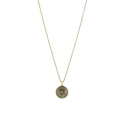 Oxus treasure Bes pendant necklace