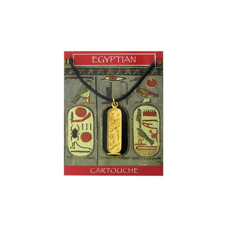 Cleopatra's Cartouche novelty pendant