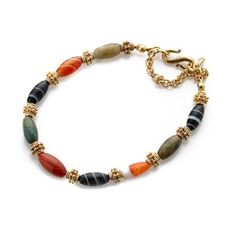 Persian beaded bracelet