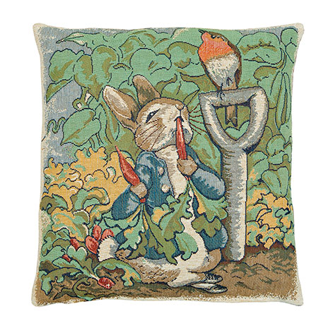 Peter Rabbit cushion cover
