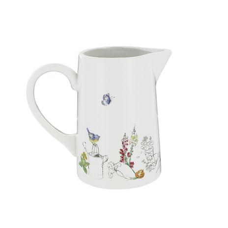Peter Rabbit milk jug