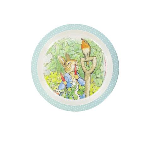 Peter Rabbit plate