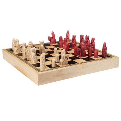 Premium Lewis Chess set