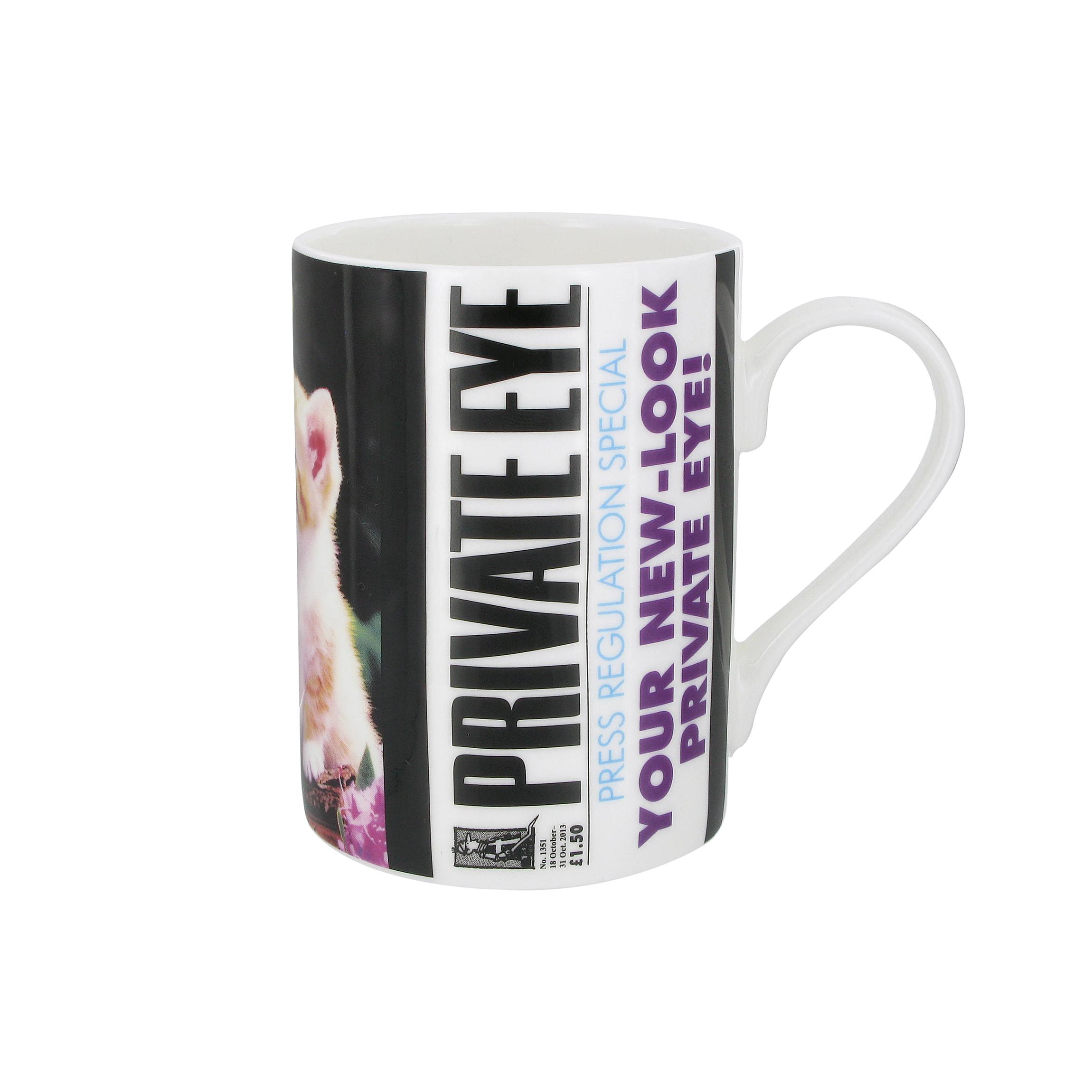 Private Eye mug