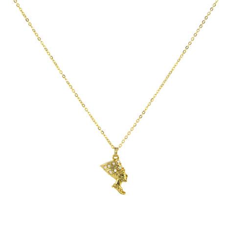 Queen Nefertiti necklace
