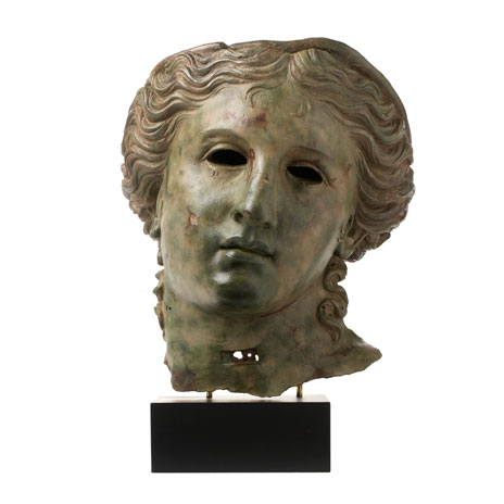 Replica Aphrodite head