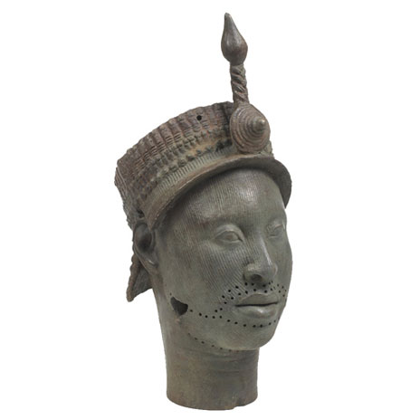 Replica Head of Ife (British Museum...