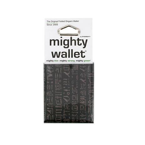 Rosetta Stone folding wallet