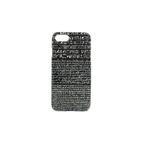 Rosetta Stone iPhone 7 cover