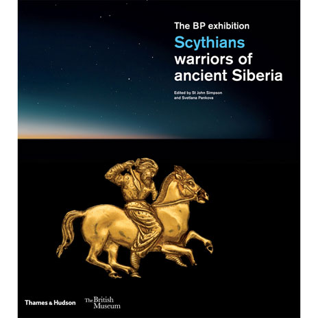Scythians: warriors of ancient Siberia (hardback)