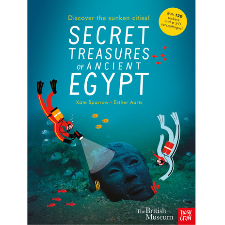 Secret Treasures of Ancient Egypt: Discover the Sunken Cities