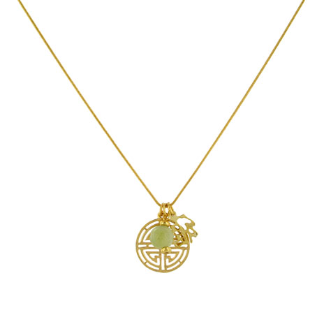 Shou Symbol necklace