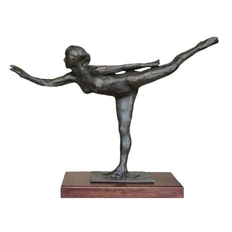 Arabesque bronze replica