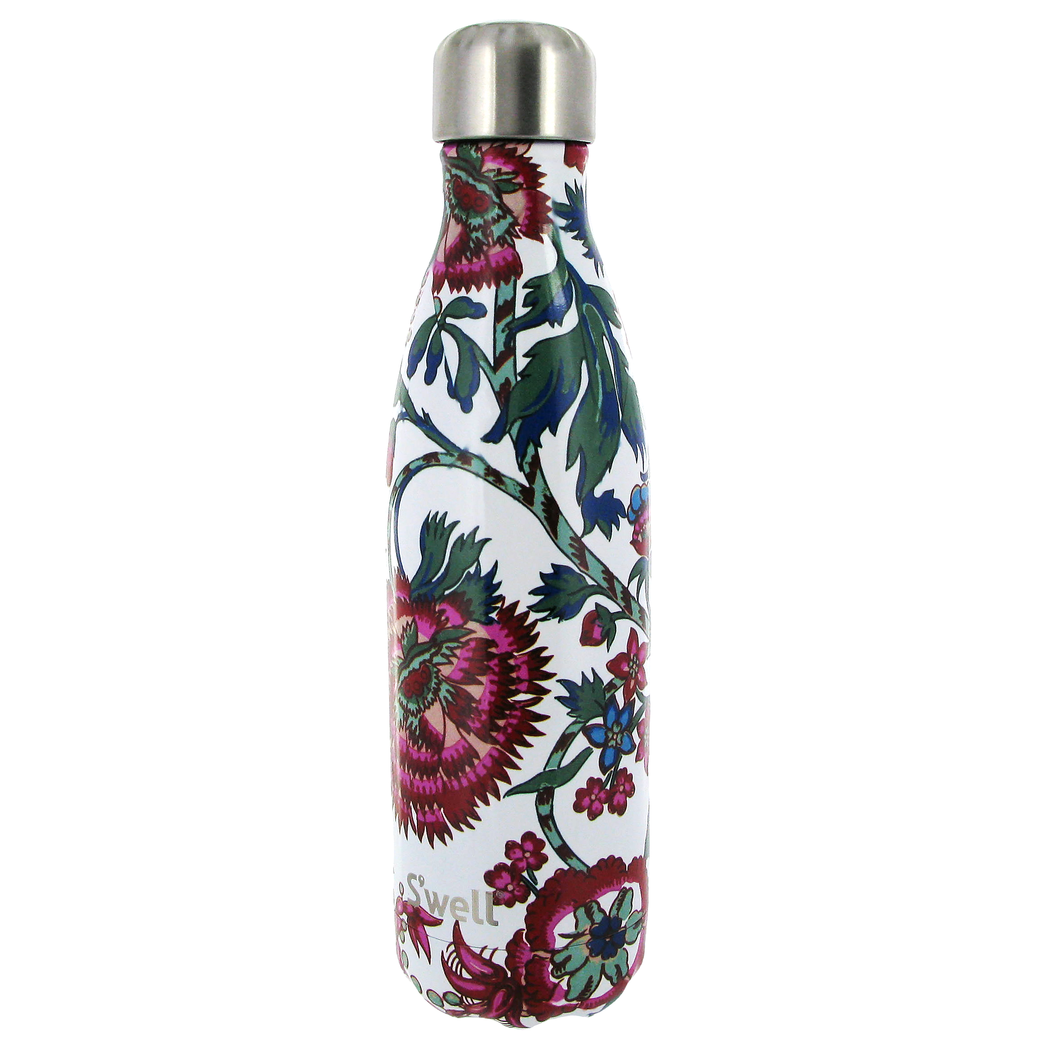 S'Well insulated water bottle (floral)
