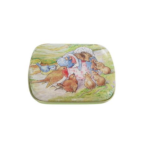 Peter Rabbit mints tin