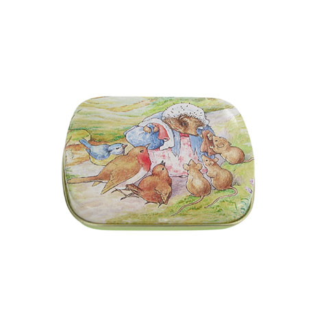 Peter Rabbit mints tin