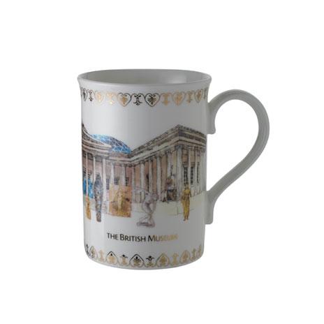 British Museum classic mug