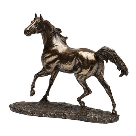 The Stallion sculpture