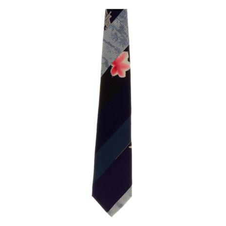 Vintage kimono tie