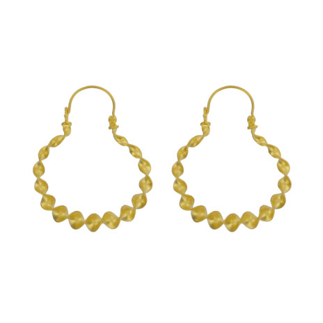 Torc earrings (Blair Drummond)